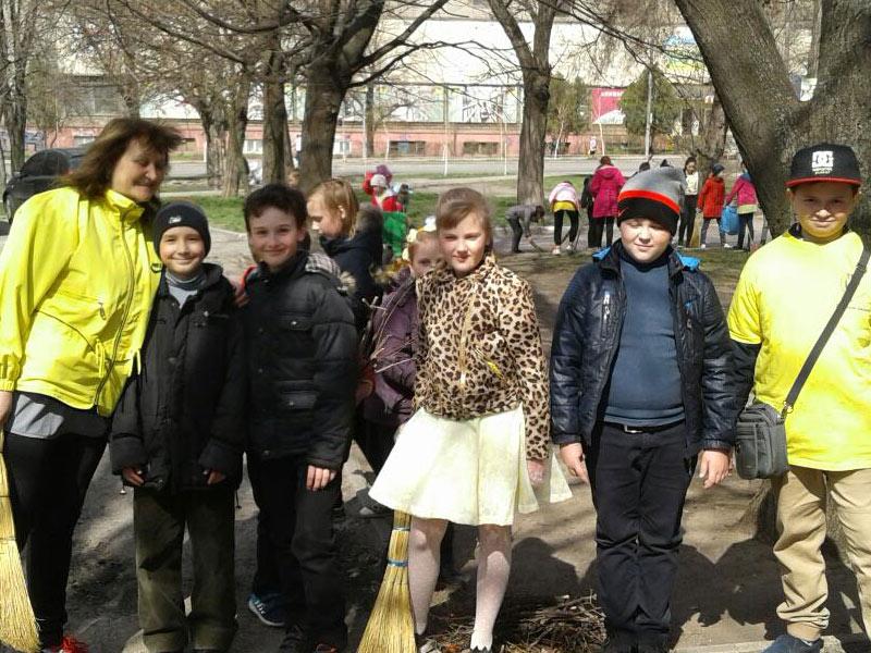 Зробили як планували - 2019, 72 школа, Запоріжжя