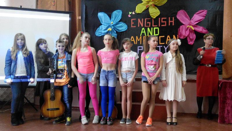 фестиваль англійської пісні «American and English Festival»