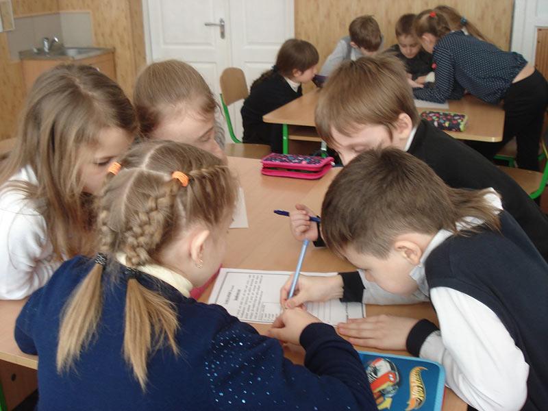 Шкільний етап інтелектуальних змагань «Всезнайки», 72 школа Запоріжжяе