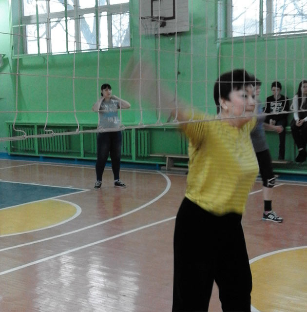 Олімпійські ігри, 72 школа Запоріжжя