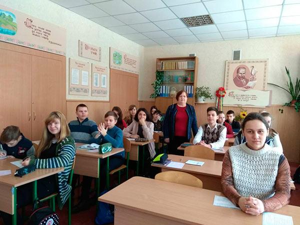 Свято ерудиції й кмітливості. 72 школа Запоріжжя