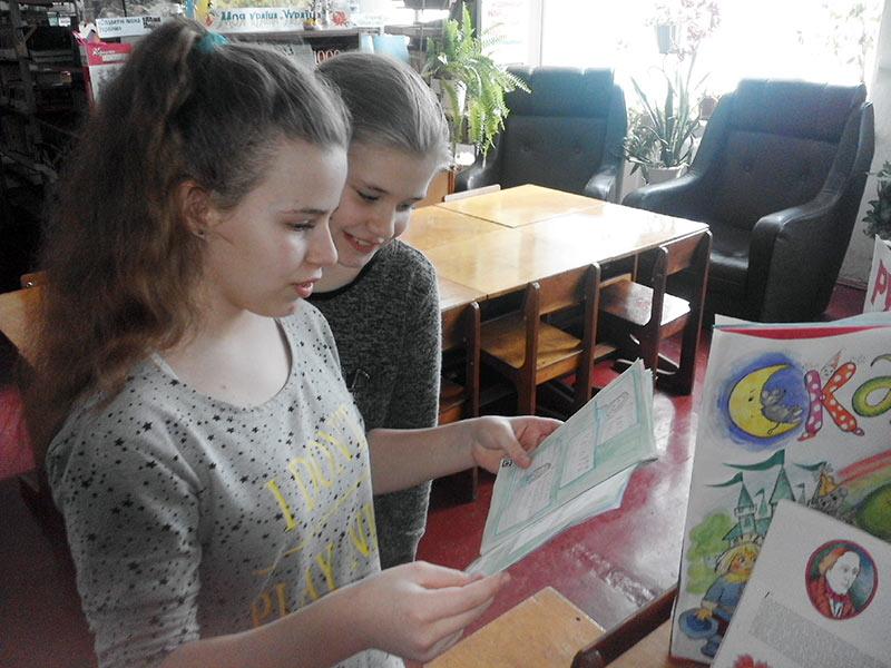 Фестиваль коміксів за мотивами казок Андерсена, 72 школа Запоріжжя